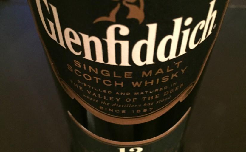 【鹿の谷】グレンフィデック(Glenfiddich)12年