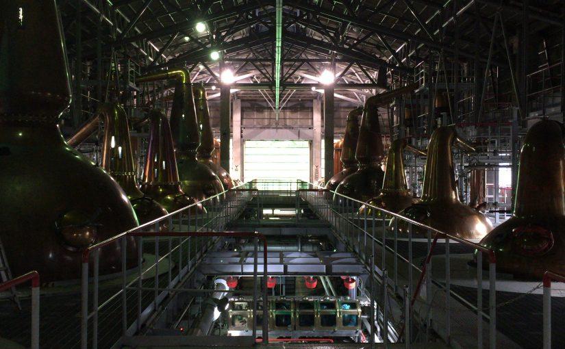 【見学レポ】白州蒸溜所(サントリー白州工場)
