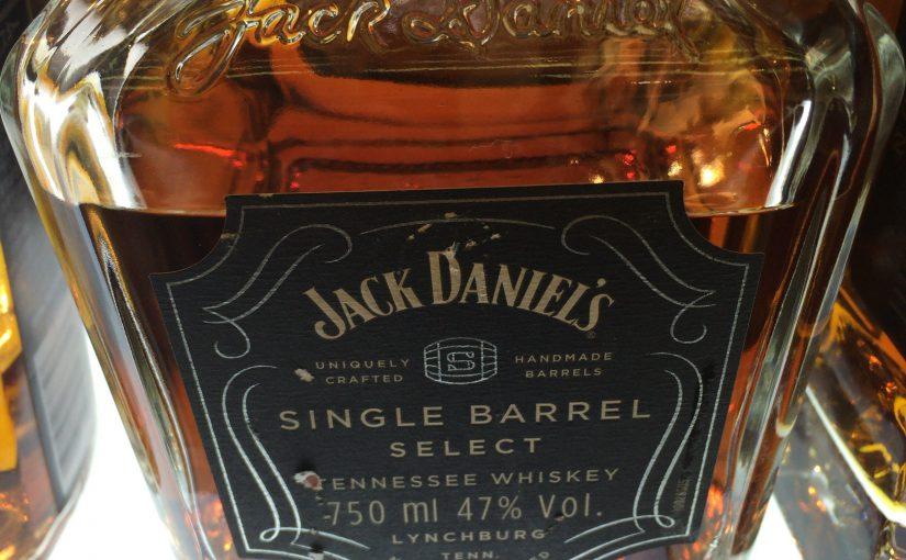 【個性】ジャックダニエルシングルバレル(Jack Daniel's Single Barrel)