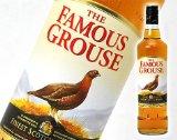 【あの雷鳥】The famous grouse(ザ・フェイマス・グラウス)
