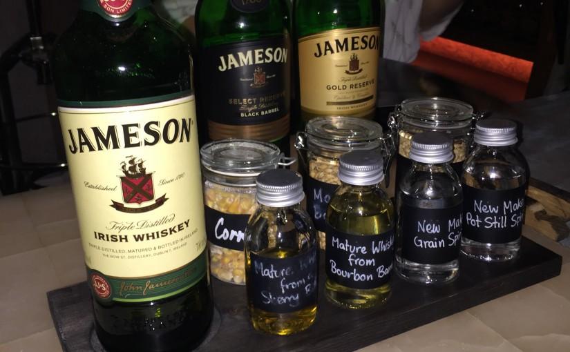 ジェムソンの中の人に会ったらアイリッシュ・ウイスキーが大好きになった話