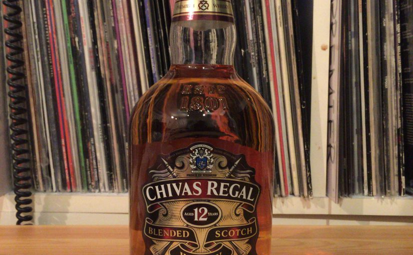 【スコッチのプリンス】シーバスリーガル12年(Chivas Regal 12)