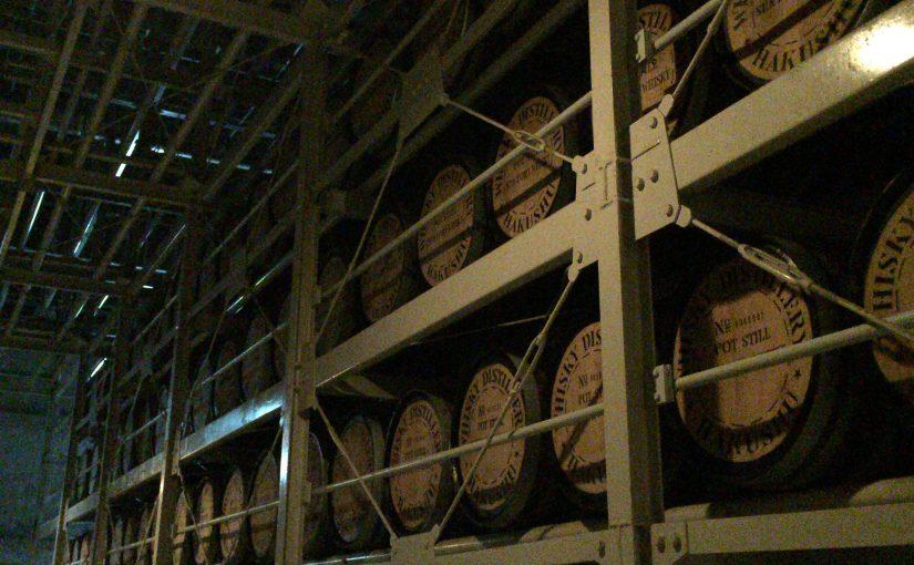 ウイスキー樽の種類