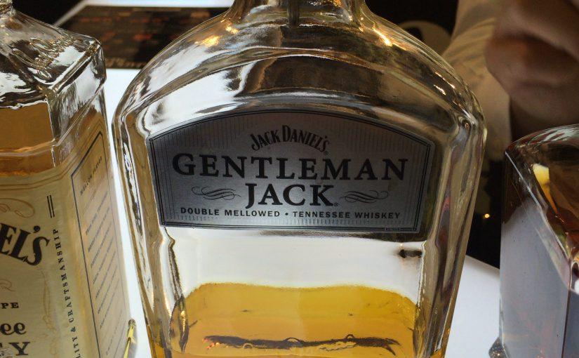 【紳士的な口当たり】ジェントルマン・ジャック(Gentleman Jack)