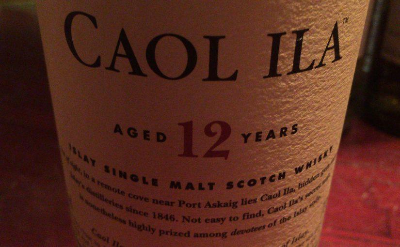 【気品】カリラ(CAOL ILA)12年