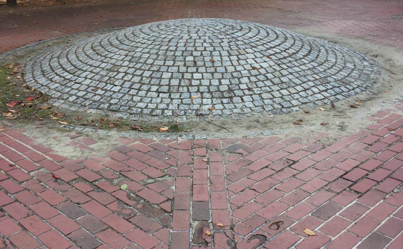摂津酒造の取水口の跡。ここから阿部喜兵衛の夢、岩井喜一郎の技、竹鶴政孝の情熱も生まれていた。