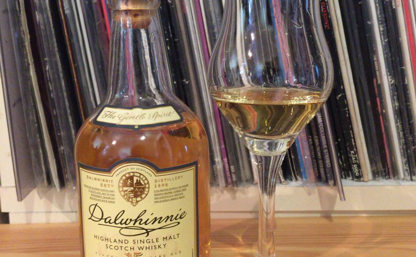 【高地の美酒】ダルウィニー15年