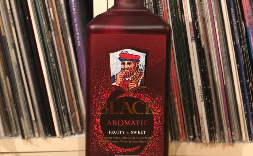 【香りの誘惑】ブラックニッカ・アロマティック