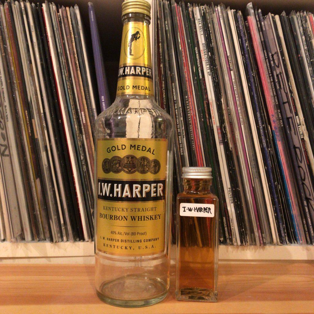 IWハーパーのボトル
