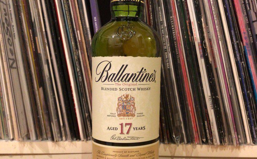 【ザ・スコッチ】バランタイン17年