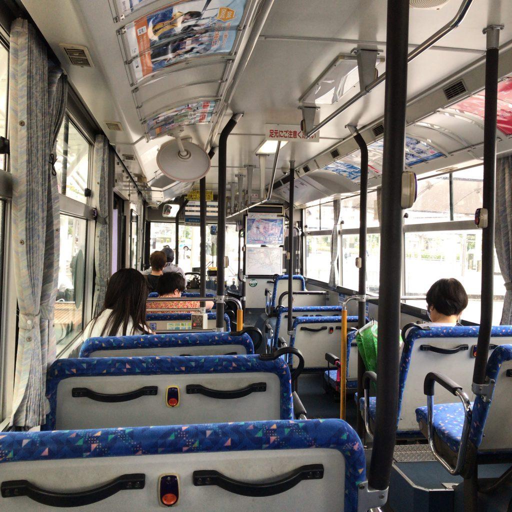 静岡のローカルバス